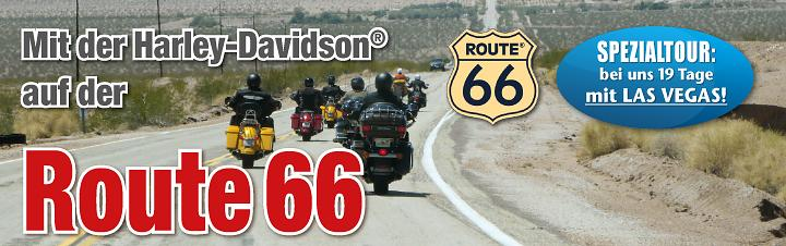 ROUTE 66 - THE MOTHERROAD