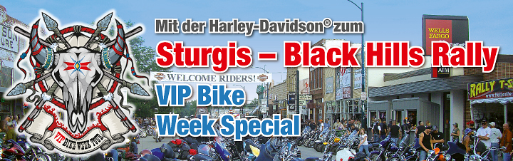 Sturgis – Black Hills Bike Week Header